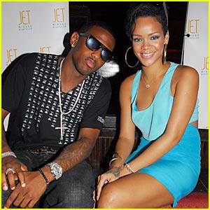 Rihanna is Fabolous Fierce