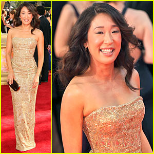 Sandra Oh - Emmy Awards 2009