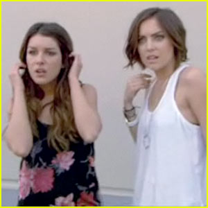 Shenae Grimes & Jessica Stroup: Hidden Talent Time!!!