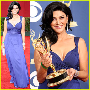 Shohreh Aghdashloo - Emmy Awards 2009