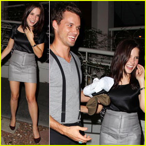 Sophia Bush &#038; Austin Nichols: Madeo Mates