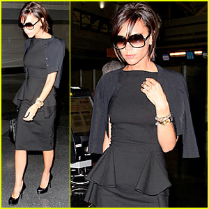Victoria Beckham: 'Gossip Girl' Obsessed