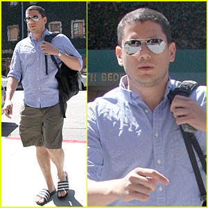 Wentworth Miller is Unstable
