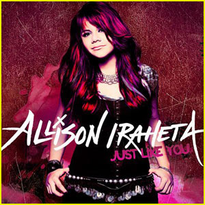 Allison Iraheta: 'Just Like You' Album Cover!