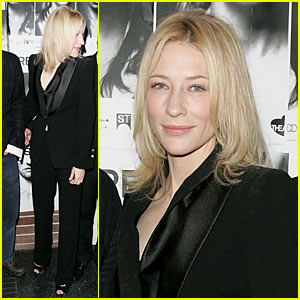 Cate Blanchett: Mother of All Closing Night Parties