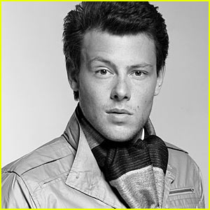 Cory Monteith's Five Four Ad Campaign!