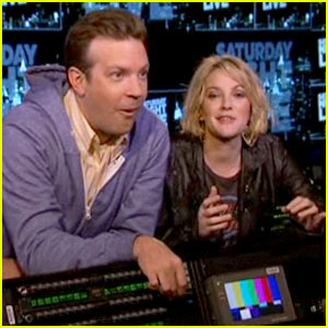Drew Barrymore: First 'SNL' Promo!