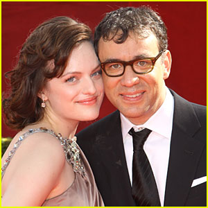 Elisabeth Moss & Fred Armisen: Wedding Details!