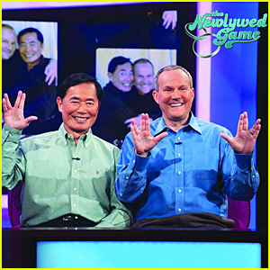 George Takei: First Gay Couple on The Newlywed Game!