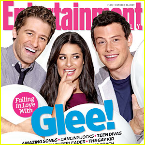 'Glee' Cast Covers Entertainment Weekly