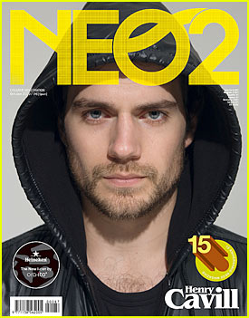 Henry Cavill Covers Neo2 Magazine