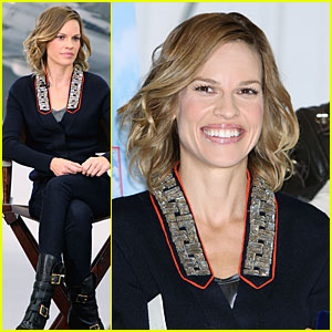 Hilary Swank: 'Learning How to Fly Was So Euphoric'