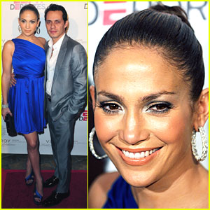 Jennifer Lopez & Marc Anthony: Dolphin Dandy!