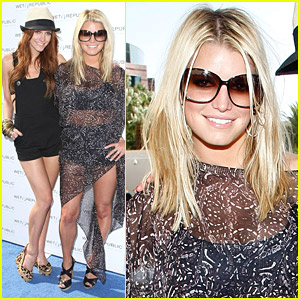 Jessica Simpson: Happy Birthday Ashlee!
