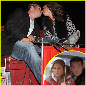 Jon Gosselin & Hailey Glassman: Horse & Carriage Couple