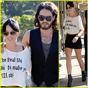 Katy Perry & Russell Brand: The Real Shiz