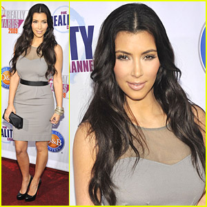 Kim Kardashian: 2009 Fox Reality Channel Really Awards
