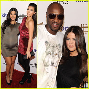 Lamar Odom & The Kardashians Launch Rich Soil