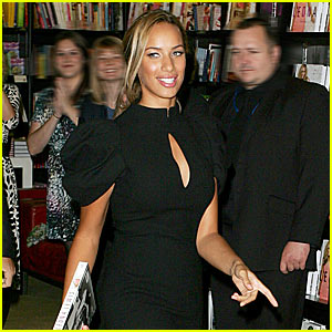 Leona Lewis' Attacker Charged With Assault