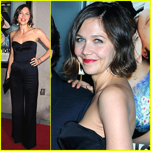 Maggie Gyllenhaal Gets 'An Education'