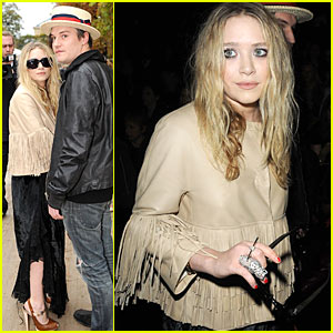 Mary-Kate Olsen & Nate Lowman: Valli in Love