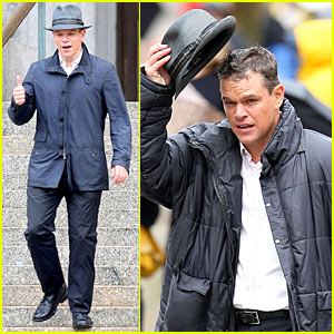 Matt Damon & Be
