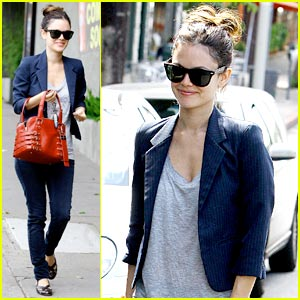 Rachel Bilson: Excited For Seinfeld Reunion