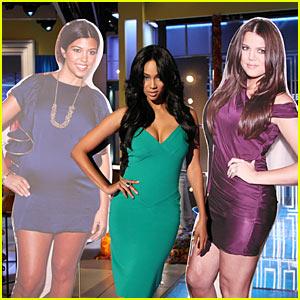 Tyra Banks' Halloween Costume: Kim Kardashian!