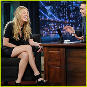 Blake Lively Hosts Saturday Night Live Next Weekend!