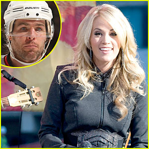 Carrie Underwood on Mike Fisher: 'We're Both Doing Our Thing'