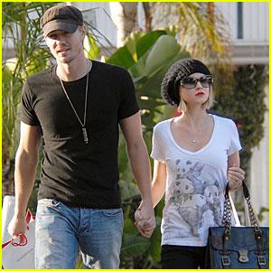 Chad Michael Murray & Kenzie Dalton: Santa Monica Sweethearts