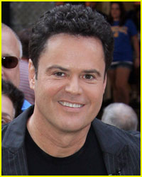 Donny Osmond Wins Dancing With The Stars
