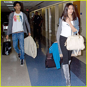 Freida Pinto & Dev Patel: La Conversation Couple