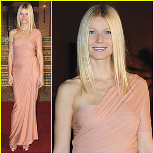 Gwyneth Paltrow Celebrates Thanksgiving in Morocco