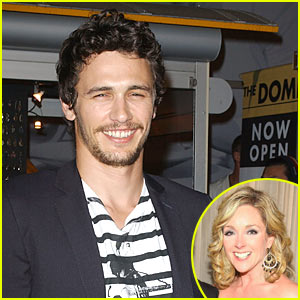 James Franco: 30 Rock's Newest Star!