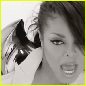 Janet Jackson - 'Make Me' Music Video!