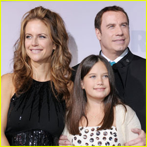 John Travolta, Kelly Preston, & Ella: A Family To Heal
