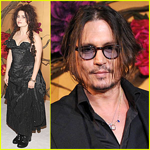 Johnny Depp: Tribute To Tim Burton