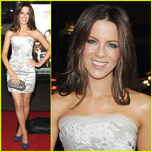 Kate Beckinsale Premieres Everybody's Fine