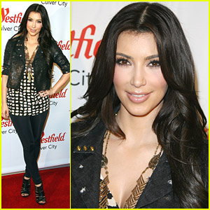 Kim Kardashian Celebrates Fashion