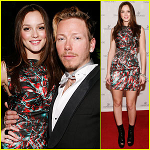 Leighton Meester: Eric Daman Book Launch!