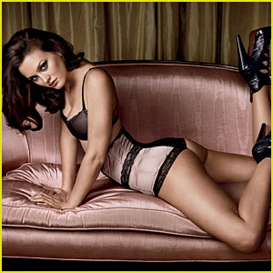 Leighton Meester: GQ's Obsession of the Yea
