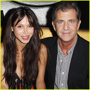 Lucia Gibson: Mel Gibson's New Daughter!