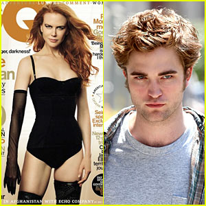 Nicole Kidman & Robert Pattinson: Bel Ami Bunch?