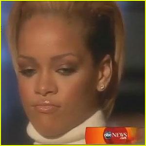 Rihanna: Chris Brown's Eyes Had No Soul