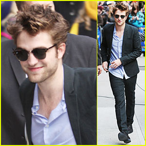 Robert Pattinson: Swine Flu Scare?