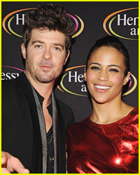 Robin Thicke Has Settled On His Child's Name