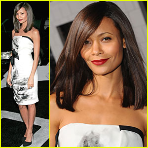 Thandie Newton is Fashion Forward at 2012