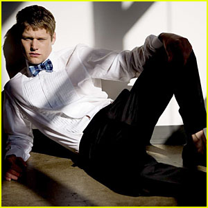 Zach Roerig is Da Man