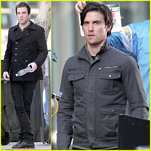 Zachary Quinto: Milo is the Man